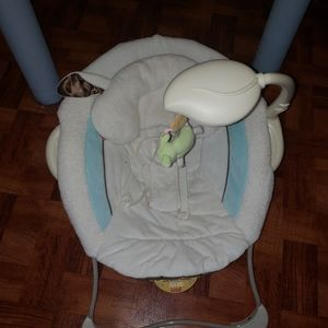 Fisher price little lamb bouncer